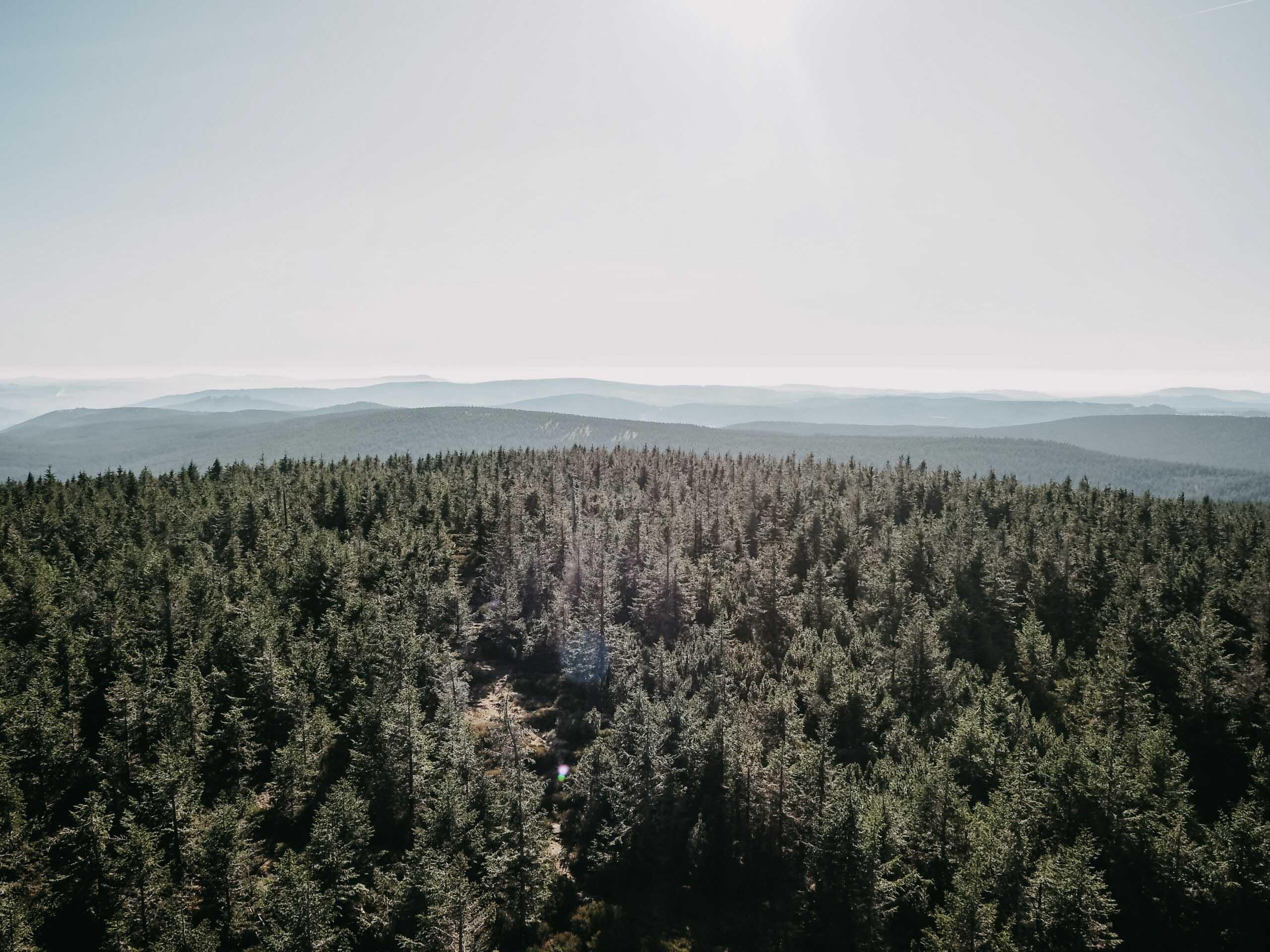 Jizerské hory - Jiráci na cestách