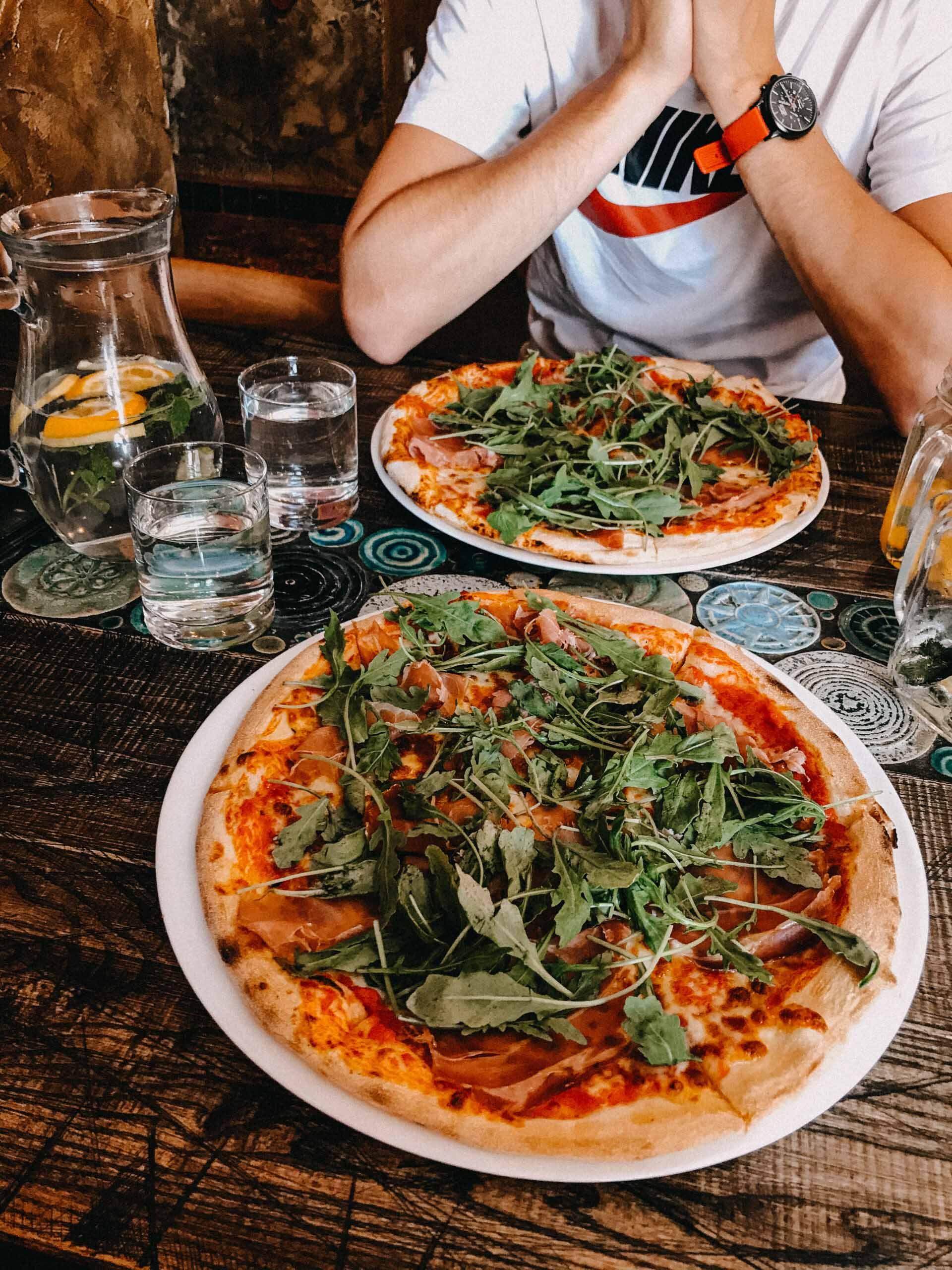 Pizzerie Štramberk - Jiráci na cestách