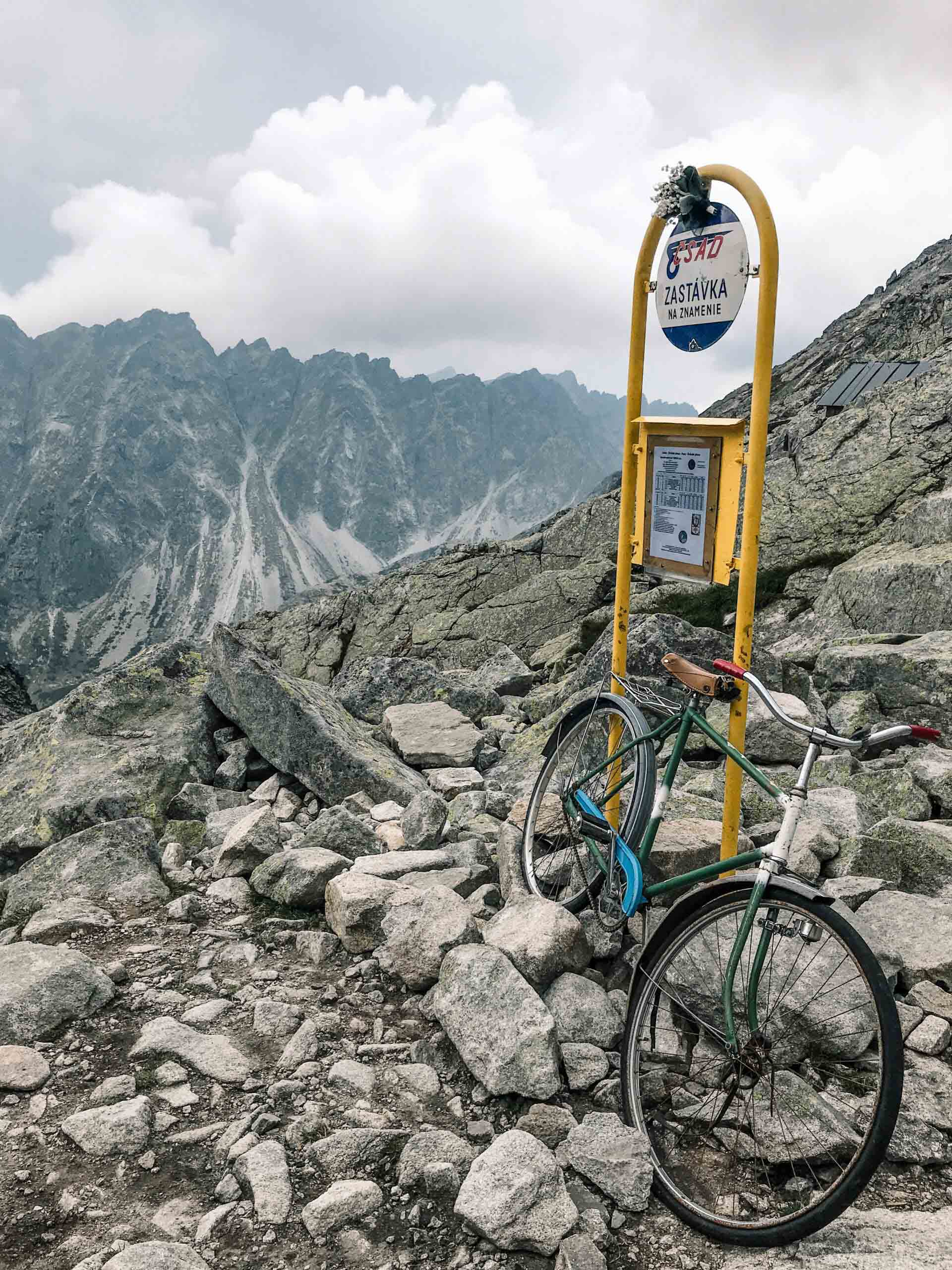 Výstup na Rysy - Vysoké Tatry - Jiráci na cestách