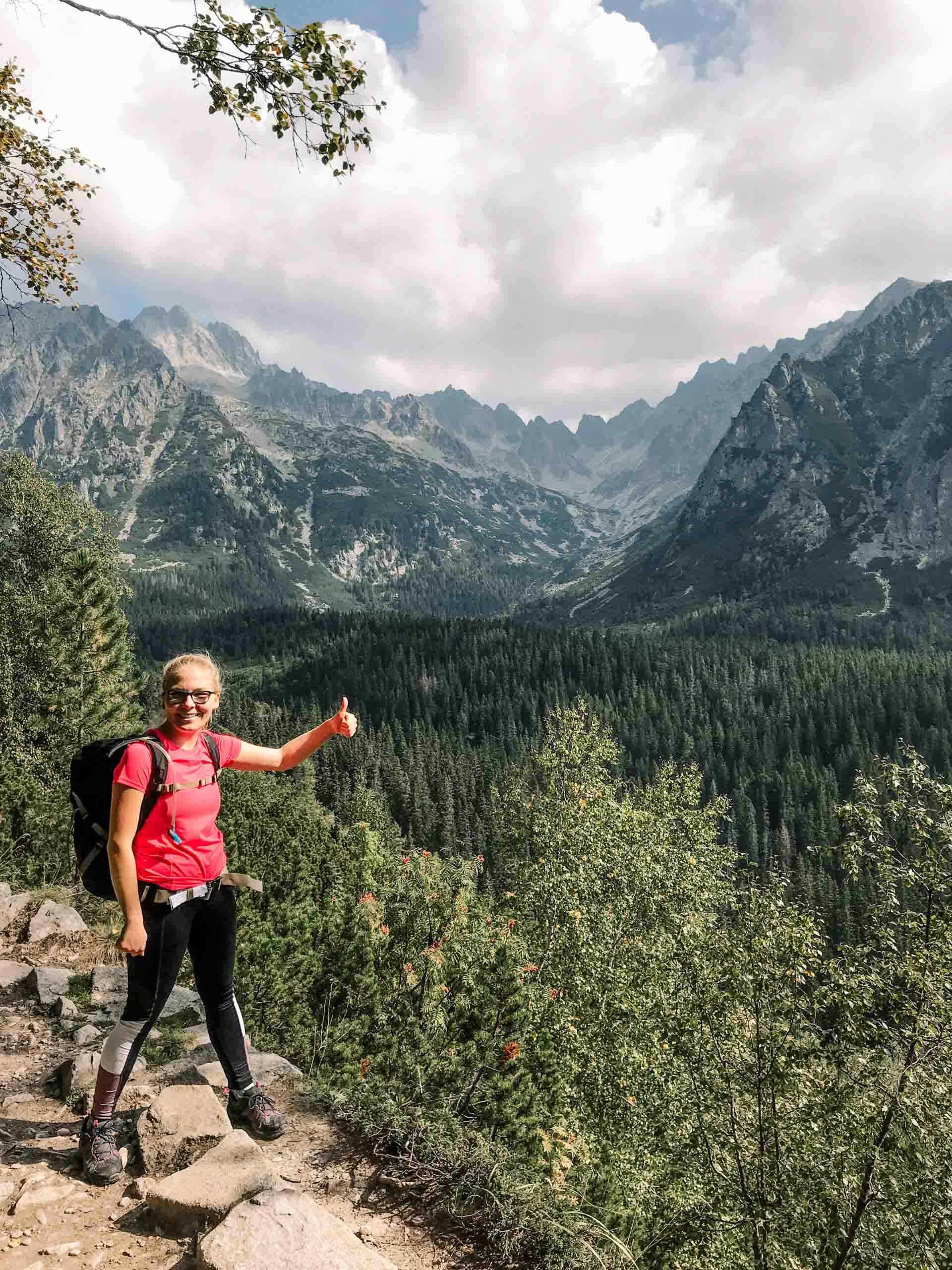 Rysy - Vysoké Tatry - Jiráci na cestách