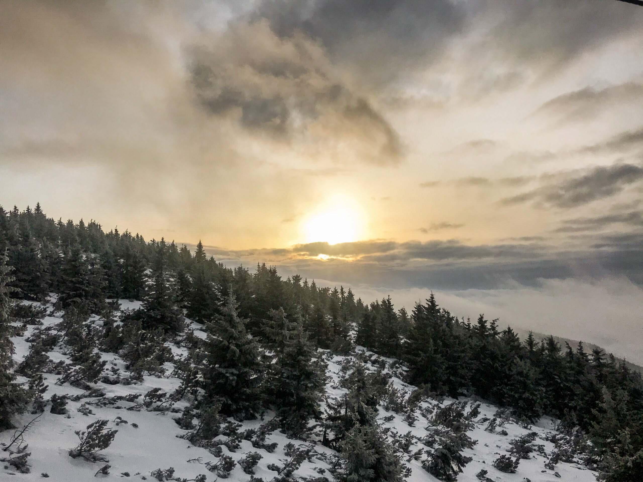 Rokytnice nad Jizerou - Krkonoše - Jiráci na cestách