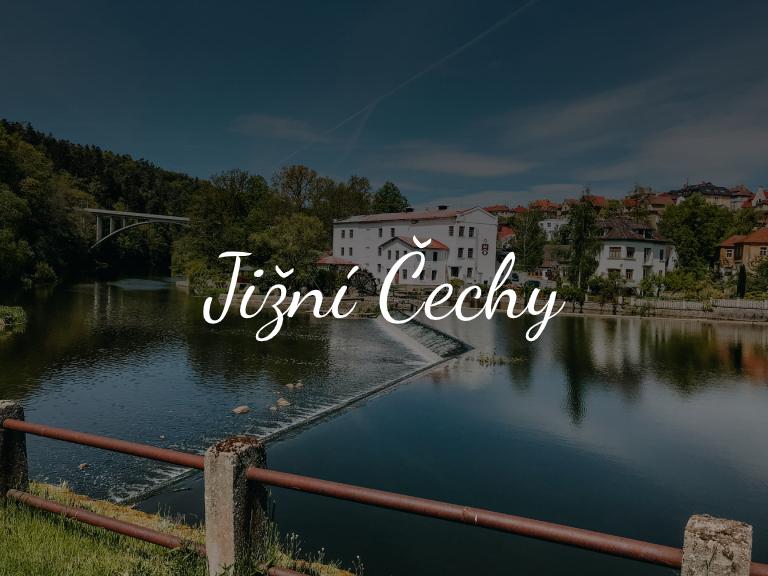 Výlety - Jižní Čechy - Jiráci na cestách