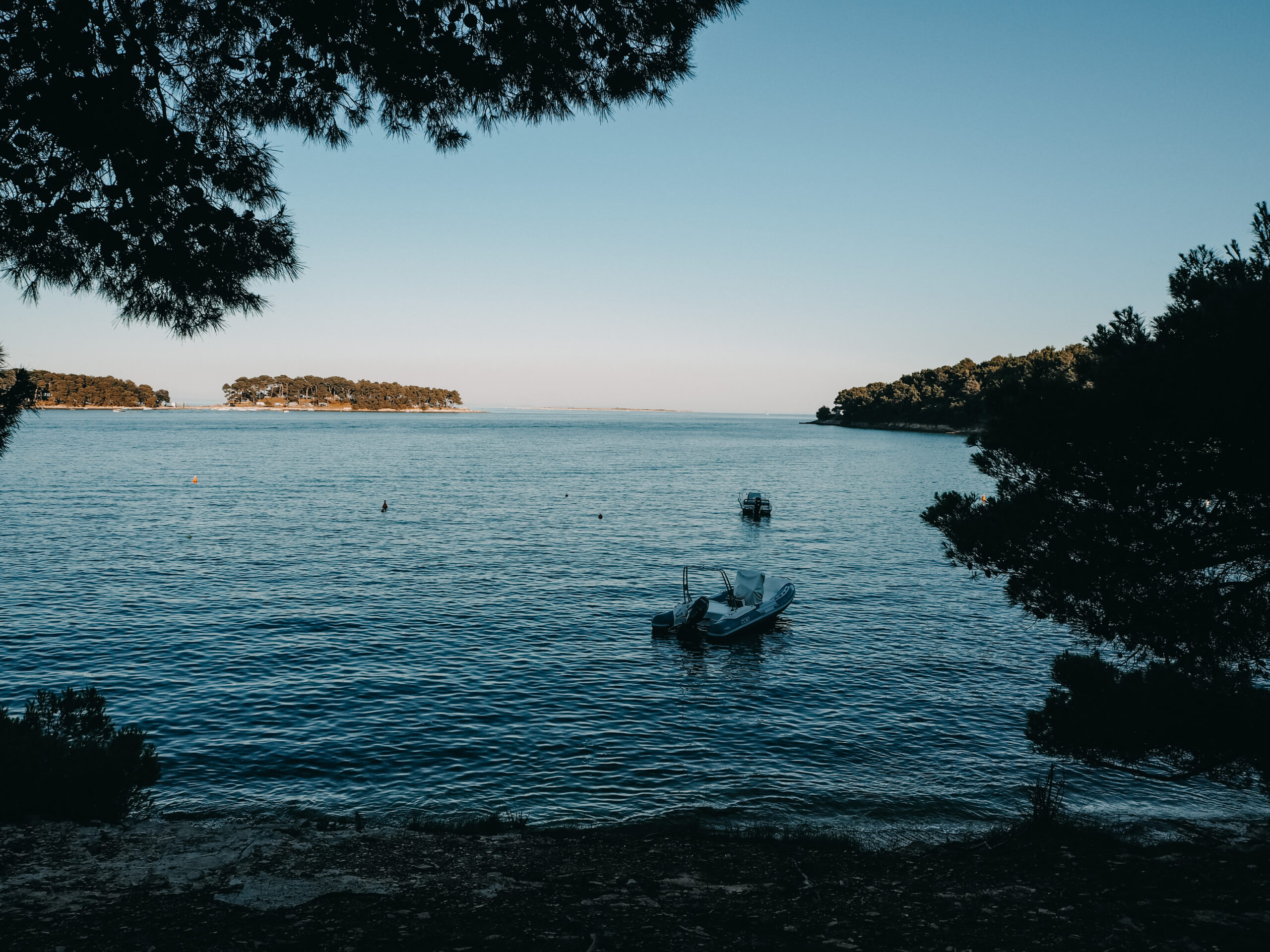 Chorvatsko - Jiráci na cestách