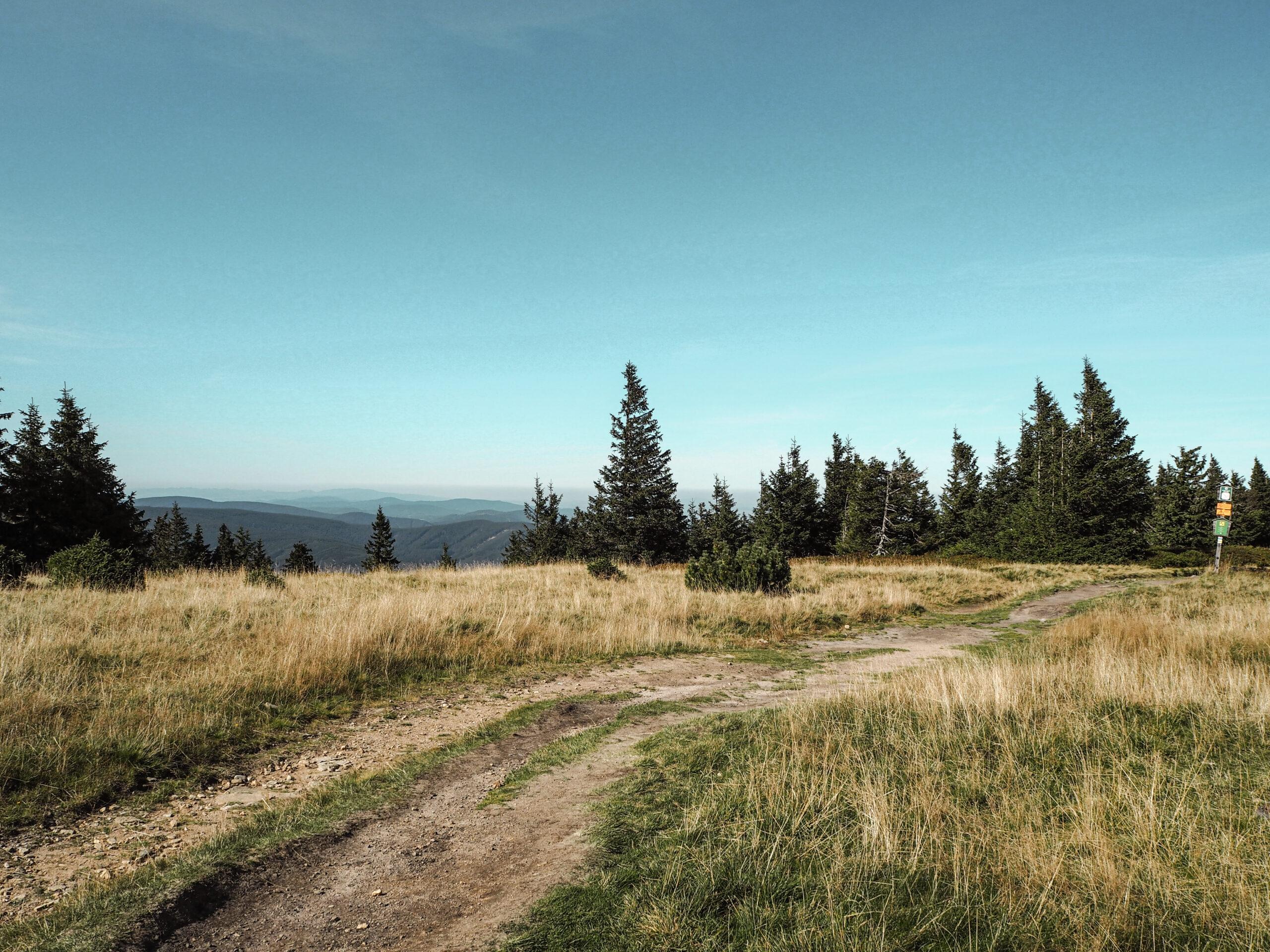 Přechod Jeseníků - Jeseníky - Jiráci na cestách