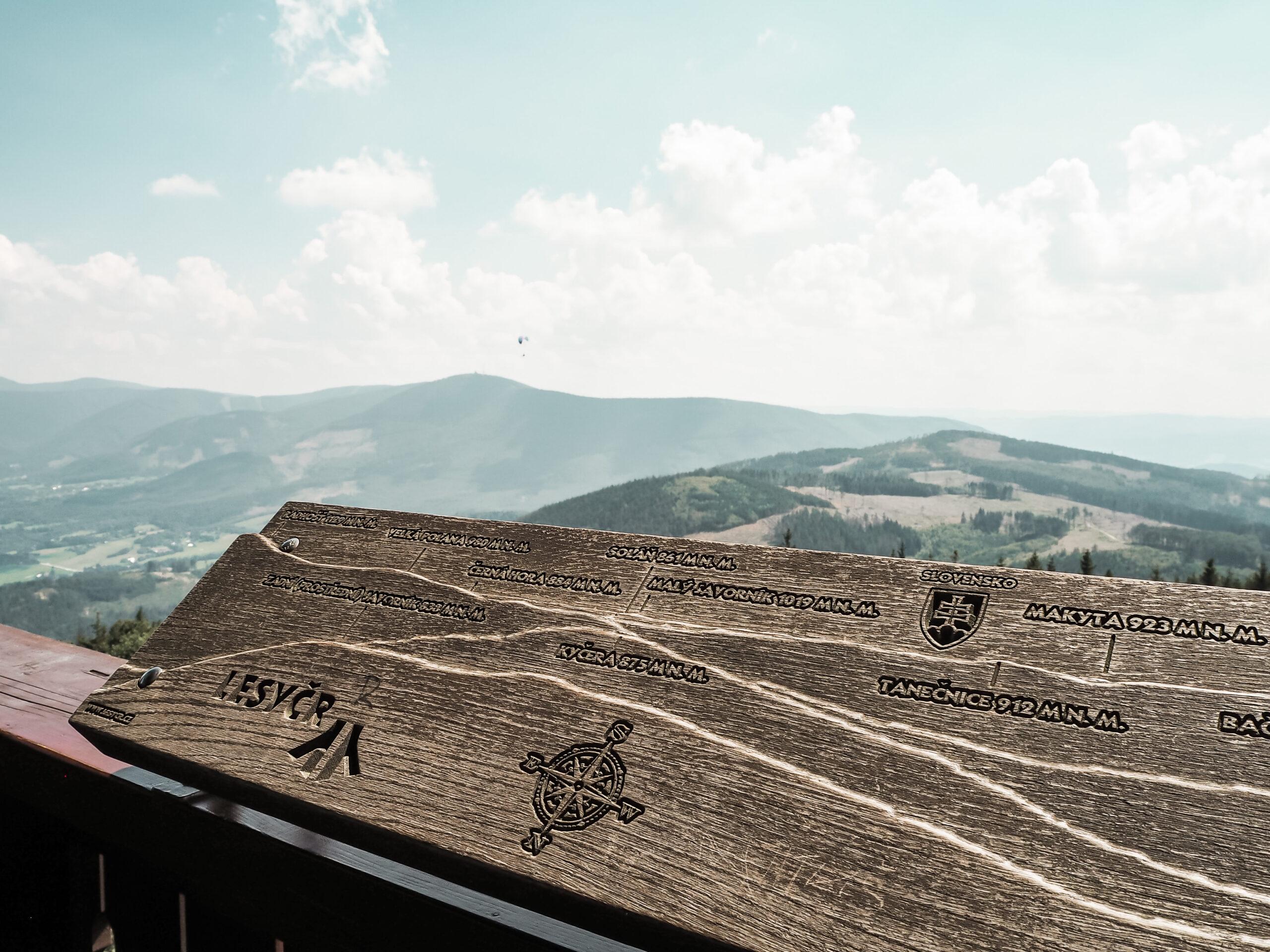 Velký Javorník - Beskydy - Jiráci na cestách